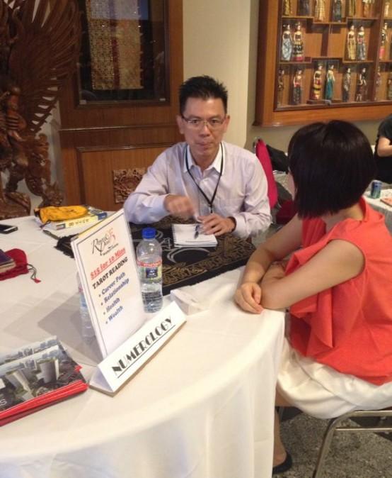 2013 – 2014 Tarot Reading Events